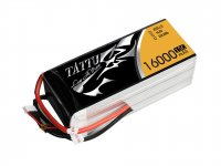 TATTU 16000mAh 4s 15c Lipo Battery