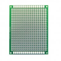 General Purpose PCB Double Sided 5*7CM