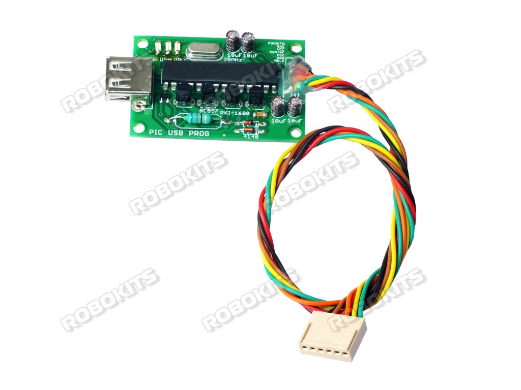 PIC USB ICSP Programmer - Click Image to Close