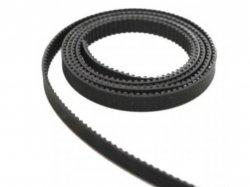 GT2 Timing Belt 2mm Pitch - 1Meter