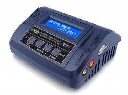 SKYRC e680 80W 8A AC/DC Balance Charger/Discharger for 1-6S Lipo Battery UK Plug - Original