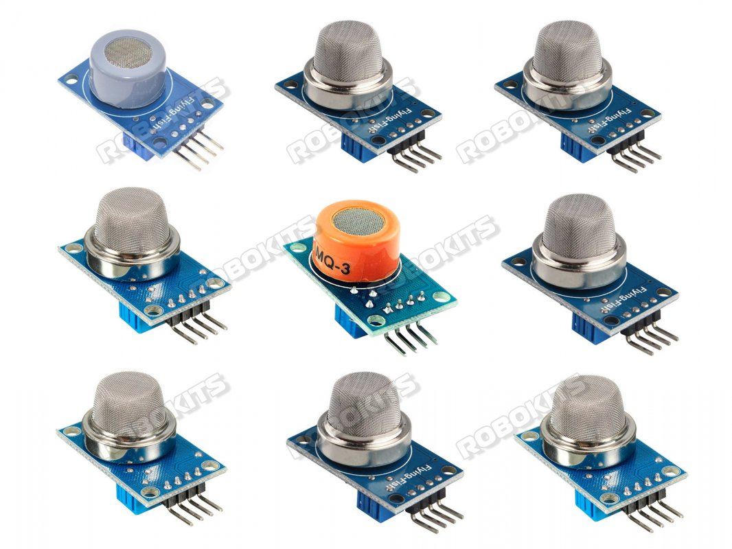 Gas Sensor Kit for Arduino