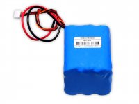 Lithium-Ion Rechargeable Battery Pack 11.1V 6600mAh (2C) without bms