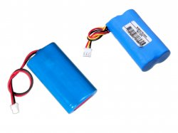 7.4V Li-ion Batteries 6.4-8.4V