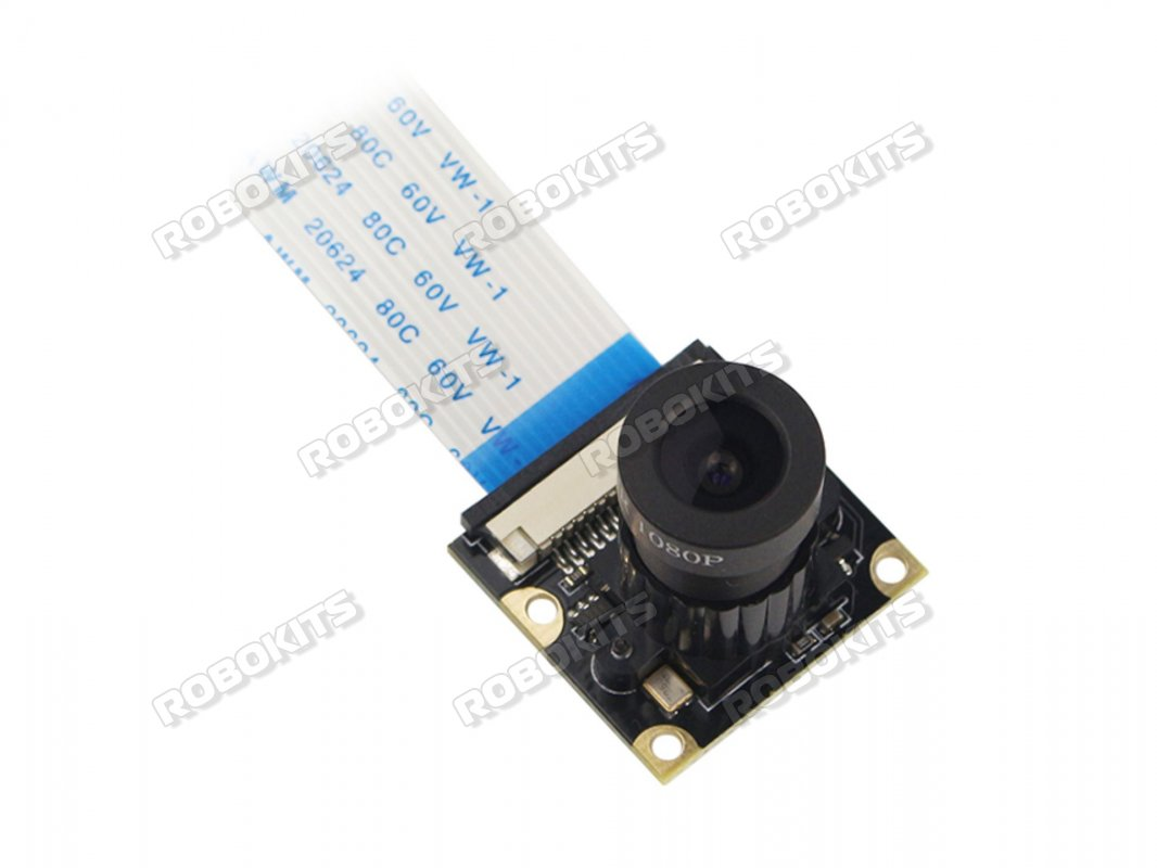 5MP Adjustable Lens Raspberry Pi NOIR Night Vision Camera Without IR Filter
