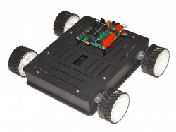 Open Source Multipurpose Robot Platform Chassis kit