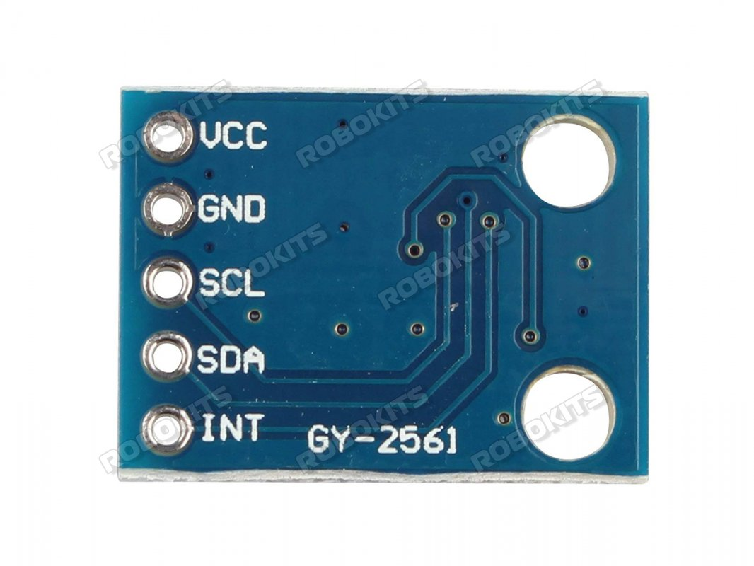Light Intensity Sensor Module GY-2561 - Click Image to Close