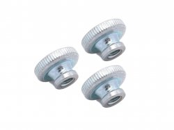 M3 Screw Nut for Adjustable HeatBed - 3 Pcs Set