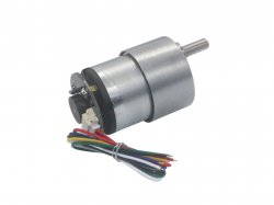 DC 12V Encoder Servo Motors