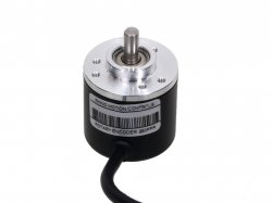 Two phase Incremental optical Rotary Encoder 360PPR