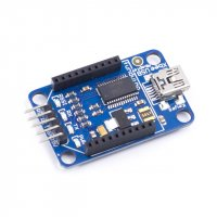 XBee Explorer Xbee USB Mini Adapter Module Board Base Shield Multifunction