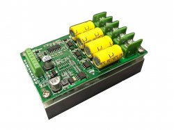 Sensored Close Loop Brushless 12V-60V DC Motor Driver 16A 300W (BLDC DRIVE)