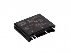 Solid State Relay Omron G3MB-202P 12VDC In, 240VAC 2A Out