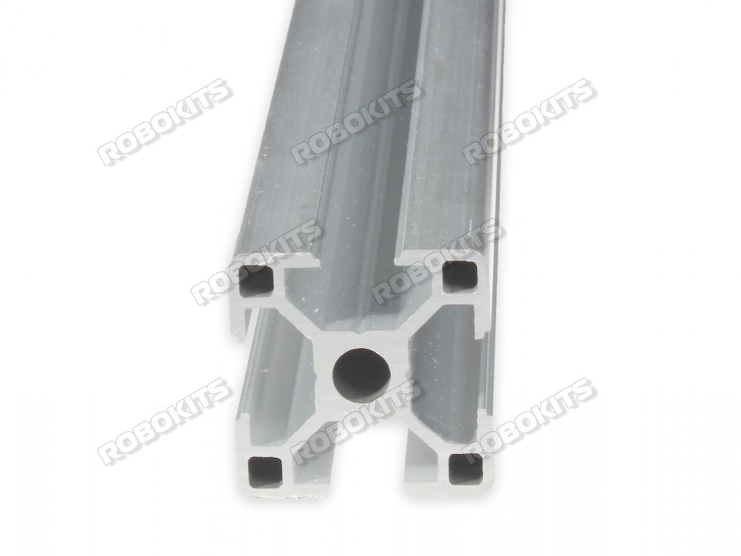 Astro Industrial Duty Aluminium 3030H European Standard Anodized Profile - Click Image to Close