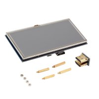 Raspberry Pi HDMI 5 Inch LCD Monitor with Touchscreen 800*480