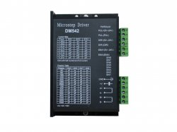 DM542-Digital Microstepping Stepper Driver 4.2A