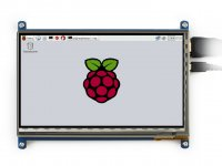 Raspberry Pi HDMI 7Inch LCD Capacitive Touchscreen 10point Touch