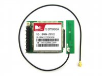 SIM900A GSM/GPRS Modem with PCB antenna UART Interface