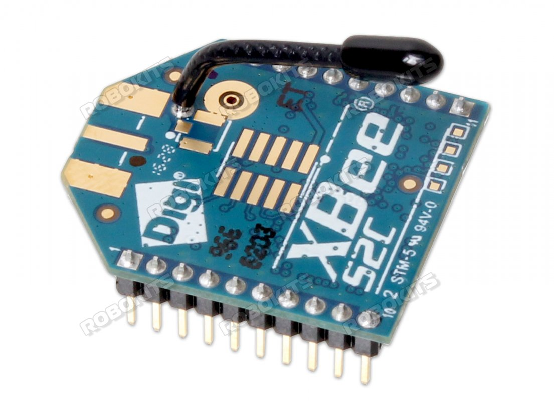 Xbee S2c Low Power Module With Wire Antenna For Zigbee Network Automations Gt Relay Circuits Rf 433mhz 3 Channels Remote Control
