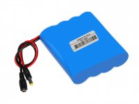 Li-Ion 14.8V 2500mAh (2C) With Inbuilt Charger-Protection