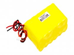 Lithium-Ion Rechargeable Battery Pack 22.2V 3000mAh (2C)