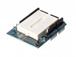 UNO Protoshield with Breadboard compatible with Arduino
