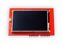 2.4 inch Arduino Touch LCD Shield
