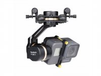 Tarot TL3T05 Gopro T-3D V Metal 3-Axis Brushless Gimbal for Gopro Hero 5/6 Camera