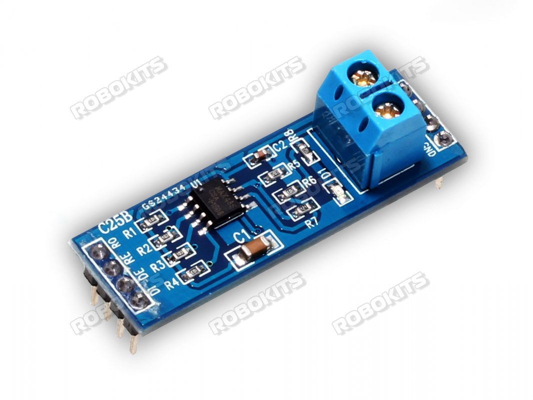 MAX485 TTL To RS485 Converter Module - Click Image to Close