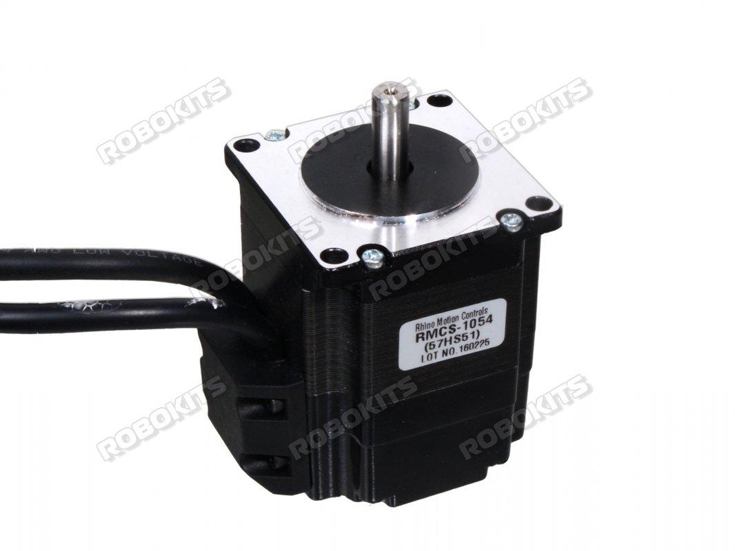 Nema23 Hybrid Servo Motor 2-Phase 10kg-cm 1000 line Encoder
