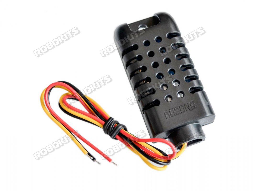 DHT21 AM2301 Capacitive Digital Temperature/Humidity Sensor Arduino  Compatible