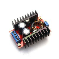 DC-DC Step up Boost Converter 150W 10-32V Input to 12-35V Output