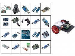 20 in 1 Robotics Learning Course Kit compatible with Arduino Uno