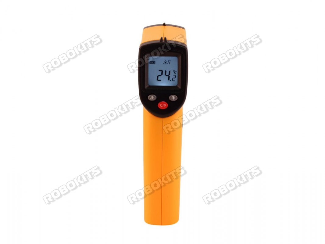 GM320 Digital Infrared Thermometer - Click Image to Close
