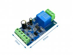 Modbus-Rtu 1 Channel / 1 Way Relay Module RS485 / TTL Communication Output