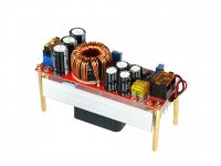 SZ-BT07CCCV-D1 DC-DC Boost Converter Step Up Power Supply Module 1500W 30A