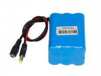 Li-Ion 11.1V 6600mAh (2C) With inbuilt Charger-Protection