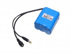 Li-Ion 22.2V 2200mAh (2C) With Inbuilt Charger-Protection