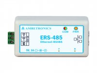 RS-485 MODBUS Serial to Ethernet Converter