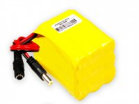 Li-Ion 11.1V 4500mAh (2C) With inbuilt Charger-Protection