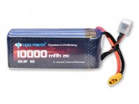 GenX 22.2V 6S 10000mAh 25C / 50C Premium Lipo Battery with XT-90 Connector