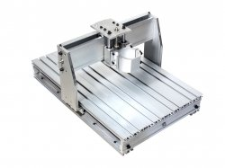 CNC 600X400mm Assembled Frame Only Version