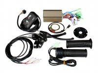 E-Bike 36V 350W BLDC Compatible Controller And Accessories Kit