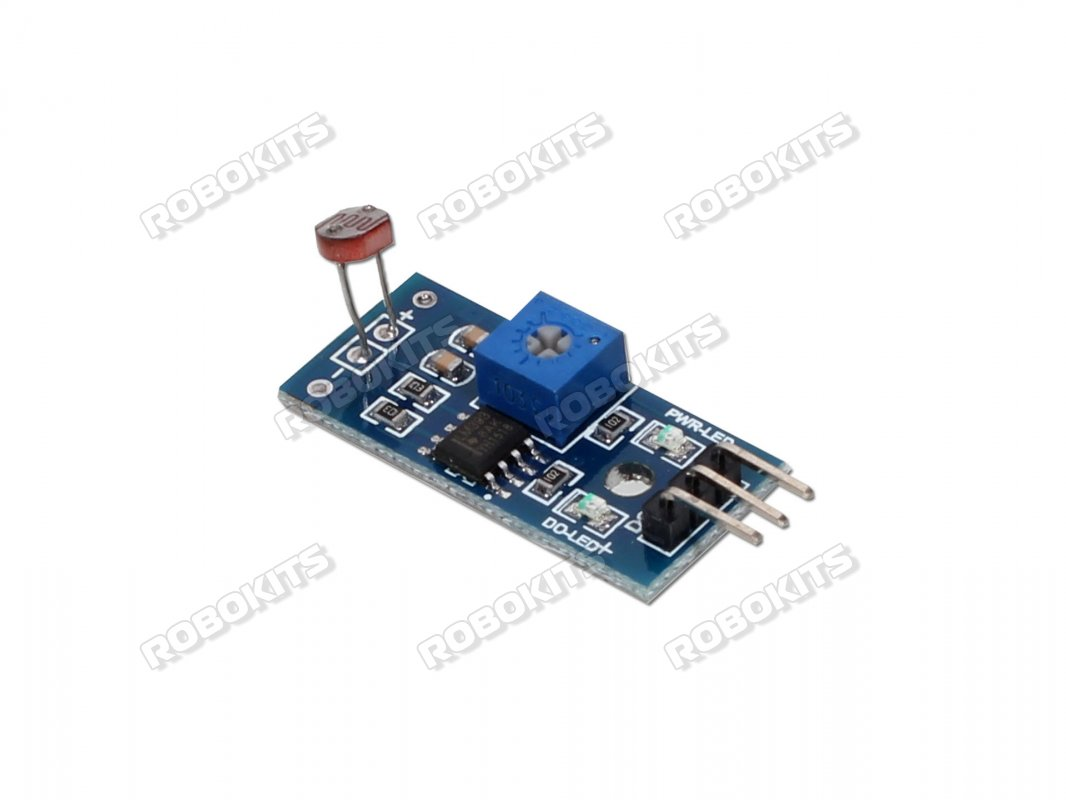 Ambient Light Sensor >> Ambient Light Sensor Module