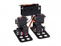 4DOF Biped Robot Chassis Kit