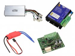 Brushless DC Motor Driver