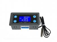 XY-WT01 Temperature Controller Digital Display Heating/Cooling Regulator Thermostat Switch UART