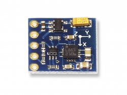 QMC5883L Three Axis Compass Magnetometer Module GY-271, I2C Interface