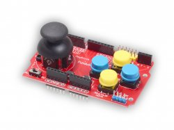 Joystick Shield compatible with Arduino