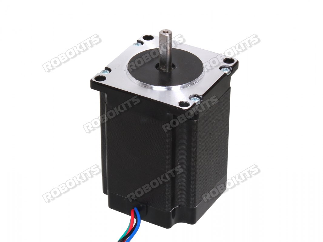 Nema23 Stepper Motor 19Kgcm Torque - PREMIUM - Click Image to Close